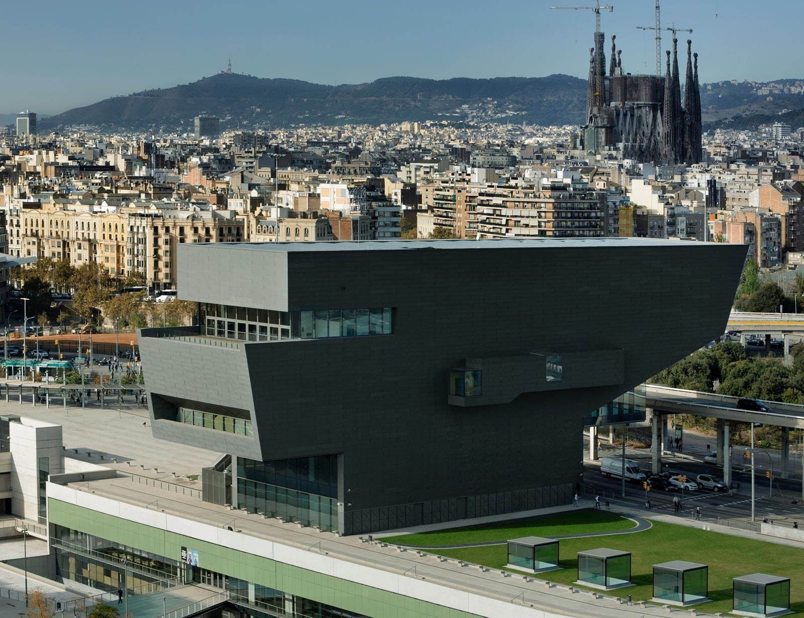 DESIGN CENTER. BARCELONA